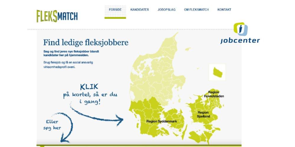 Syg i Haderslev | Fleksmatch.dk - Find ledige fleksjobbere