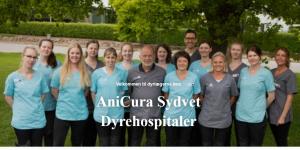 Syg i Haderslev | Stor sponsorgave fra AniCura Sydvet Dyrehospitaler i Sommersted