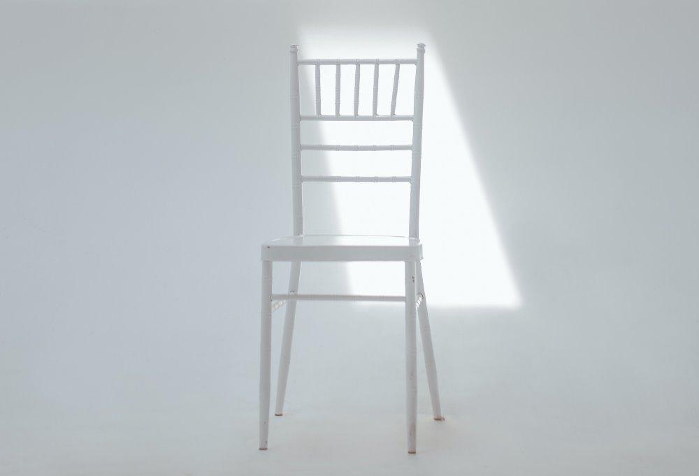Syg i Haderslev | En stol med 4 ben
